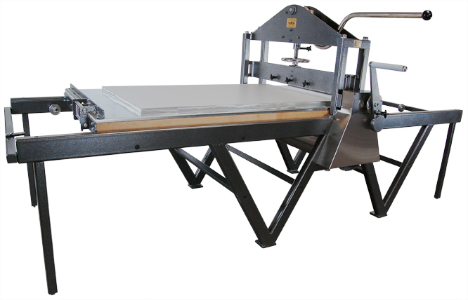 Takach Floor Model Litho Press