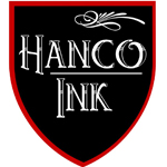 Hanco Litho Ink Logo